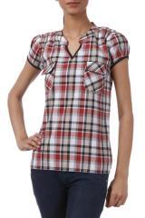 Ladies Cap Sleeve Top