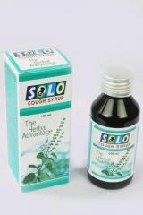 Solo Cough Syrup
