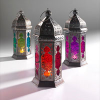 Decorative Hanging Lanterns