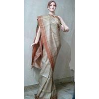 Designer Handloom Raw Silk Saree