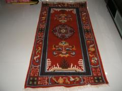 Hand-made carpets