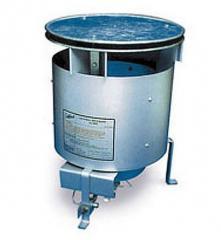 Cylinder Heat Box