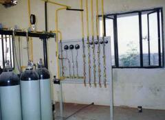 Gas Mixing Panels