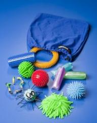 Sensory Stimulation Kit, Tactile Kit, Occupational