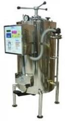 Vertical Autoclave Radial Type Microprocessor