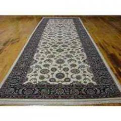 Designer Hand Knotted Silk Rugs