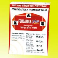 Fendazole Plus Bolus