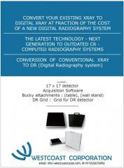DIGITAL RADIOGRAPHY CONVERSION RETROFIT