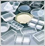 Plastic household product container