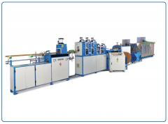 EDGE PROTECTOR MAKING MACHINE