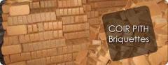 650g Coirpith Briquettes