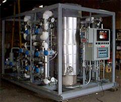 UHP Methane Plant