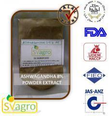 Ashwagandha root extract, Indian ginseng, Withania