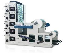 YT-850 Flexo Printing Machine