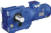 HELI - BEVEL GEARED MOTOR MTJ SERIES