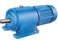 HELICAL GEARED MOTOR – HB SERIES