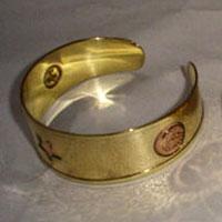 Cufflink Bracelets