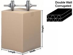 Heavy duty Double Wall Shipping Carton box