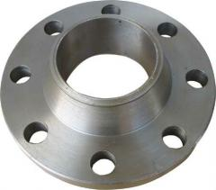 Steel anchor flange ab45