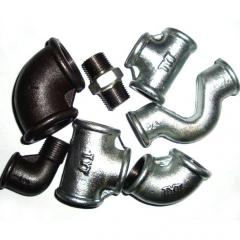 Pipe Fittings Wrough Iron & Steel