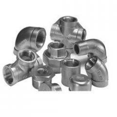 Tube Fittings Duplex Alloy