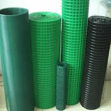 (PVC coated ) welded wire mesh Construction