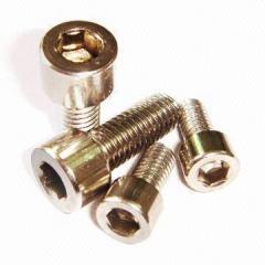 Screws with Zinc or Nickel Plating