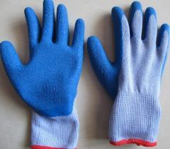 10gg latex safety glove