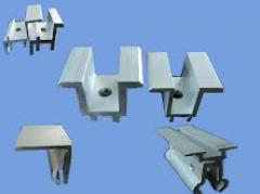 Galvanized Steel Bracket Nut top quality