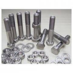Carbon steel hardware nuts and bolts