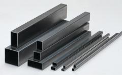 Steel pipe/ LTZ window pipe/box pipe