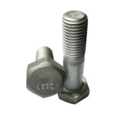 Astm a325 stainless steel hex bolt