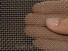 Knitted and weaving wire mesh alibaba