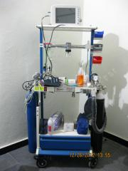 Anaesthesia Machines Patient monitor