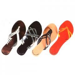 Bonded Leather Footwear