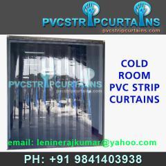 Cold room Pvc strip curtains in Chennai,Codroom