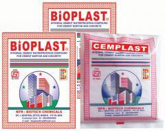 Cement Waterproof Admixture (BIOPLAST)
