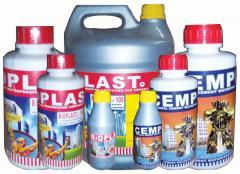 Cement Waterproof Admixture (BIOPLAST-100)