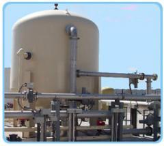 Water softeners Plants