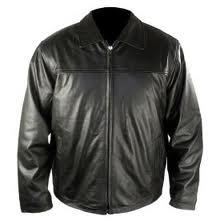 Black Mens Leather Jackets