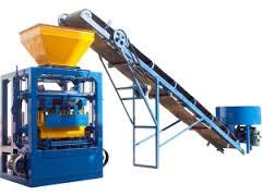 Semi Automatic Block Mold Machinery