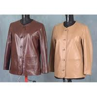 Men's Leather Garments