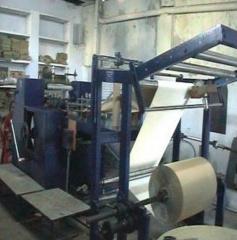 Paper Bag Making Machine 02