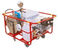 Petrol High Pressure Jet Machine