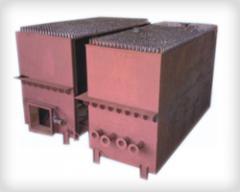 FBC Furnace / Wind Box