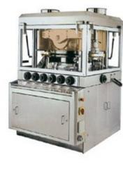 RIDDHI PRESS IV HIGH SPEED DOUBLE ROTARY TABLET PRESS WITH PRE-COMPRESSION
