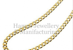 Mens Gold Chain 01