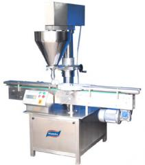 Automatic Single Head Linear Augur type Dry Syrup Powder Filling Machine