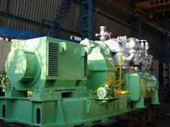 Extraction Cum Condensing Turbine