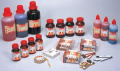 Indicator Powders / Fluorescence / Metal / Redox